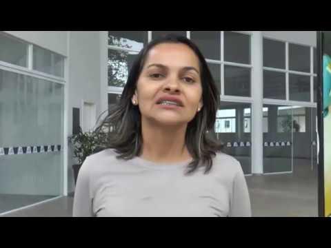Entrevista com a secretária de Educação Cristiane Barbosa