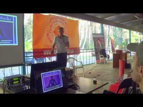"00053 Амата Сарва (Торонто, Канада). Сознание Духа - безграничная жизнь"" (13.06.2015)"