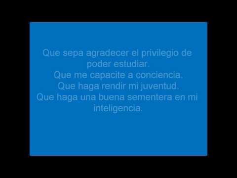 Oracion del estudiante chistosa - Imagui