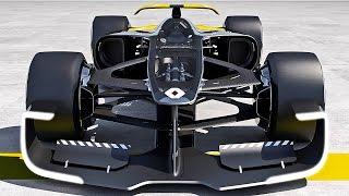 The Future Formula 1 Car by Renault Sport [YOUCAR]. YouCar Car Reviews.