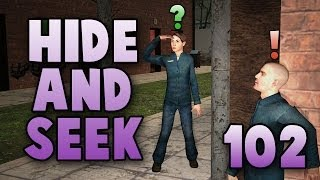 NO, I'm Definitely Not In This Room! (Hide & Seek #102