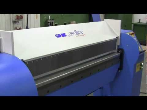 Segment Bending Machine / Schwenkbiege Maschine Segment / Szegmens Élhajlító /  XEMS