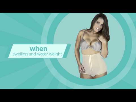 Bellefit Maternity - Difference between the four girdle styles