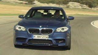 Patrick Simon testet den BMW M5 videos