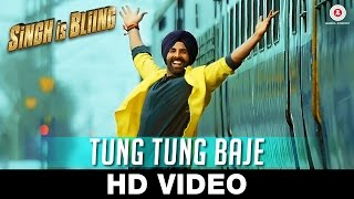 Tung Tung Baje Song Movie Singh Is Bliing