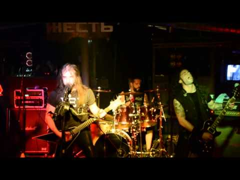 Rotting Christ - Societas Satanas LIVE in Almaty 20/03/2014