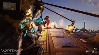 Warframe - 22 Minutes of Plains of Eidolon Gameplay