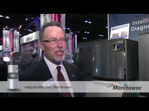 Manitowoc Ice Indigo Series Ice Machine Overview