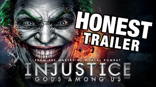 INJUSTICE: GODS AMONG US (Honest Game Trailers)