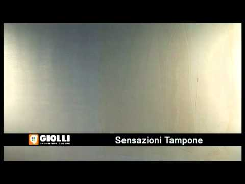 Giolli - farba dekoracyjna Sensazioni