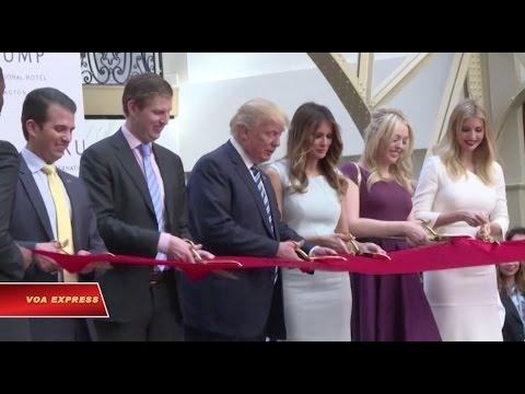 Ngạc nhiên với số tài sản của ông Trump