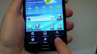 Samsung Galaxy Note: Revision General y Sistema Operativo