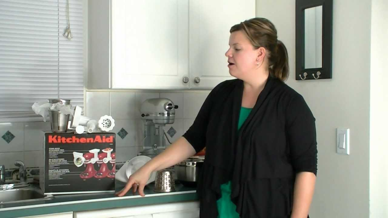 Kitchenaid Mixer Attachment Pack Review By Cookies