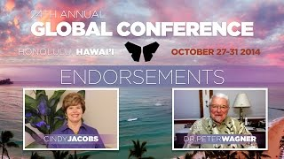 Dr. Peter Wagner & Cindy Jacobs Want You To Go To Hawaii!