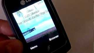 LG 440g Review 1.3 MP, 3G Mobile Web, And Text To Speech
