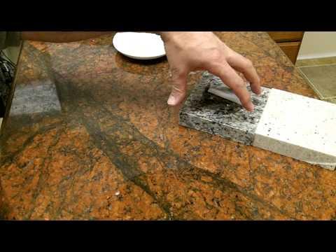 is Sealer for Granite, Marble, Quartzite and Travertine Countertops ...