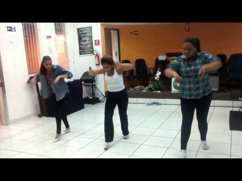 Ministério de dança Impacto - Quem te viu e quem te vê ao cubo ( conferencia missionária)