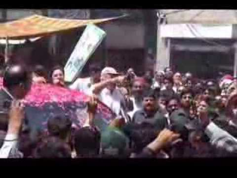 mian shahbaz shreef in Raiwind for election campain 18 4 2013