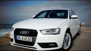 Тест-драйв Audi A4 FL 2012 (перезалито) // АвтоВести 33