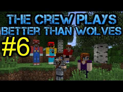 Minecraft - Better Than Wolves Let's Play - Episode 6