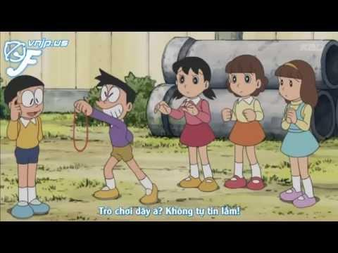 Doraemon ❃ Vị vua của thế giới chơi dây ❃ Hoạt hình Nhật Bản