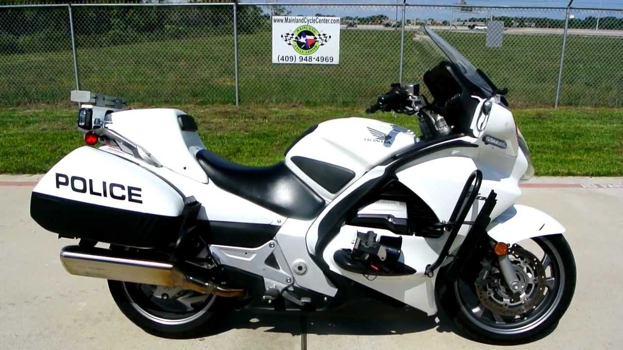 2014 Honda St 1300 Police Motorcycle Html Autos Weblog
