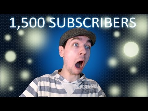 1500 SUBSCRIBERS | Thank you SO Much!!!