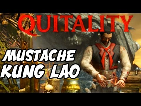 "Mortal Kombat X: SO CLUTCH & QUITALITY WITH BUZZSAW KUNG LAO - Mortal Kombat XL ""Kung Lao"" Gameplay"