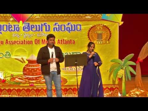 Telugu songs by Srivalli Sridhar and Sandeep Kowtha