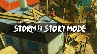 Naruto Shippuden Ultimate Ninja Storm 4 Story Mode