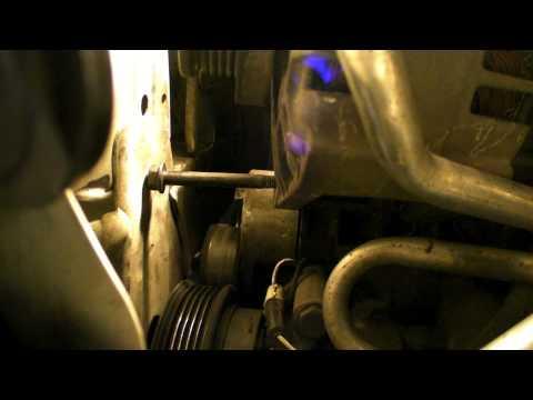 TUTO VIDEO REMPLACEMENT ALTERNATEUR RENAULT CLIO 2 1.5 DCI 65CV