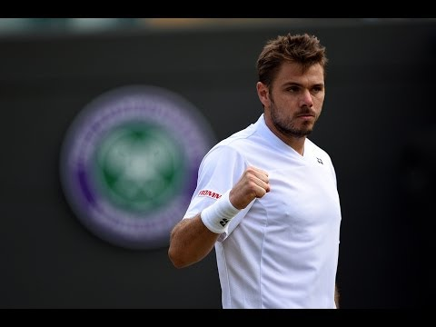 Highlights Day 4: Wawrinka overcomes Lu challenge - Wimbledon 2014