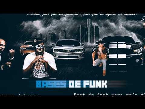 Base para funk rimar,funk ostentação Beat para cantar Lançamento 2014 (DJ Canela)