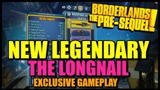 "Borderlands Pre-Sequel: New Legendary Sniper ""The Longnail"