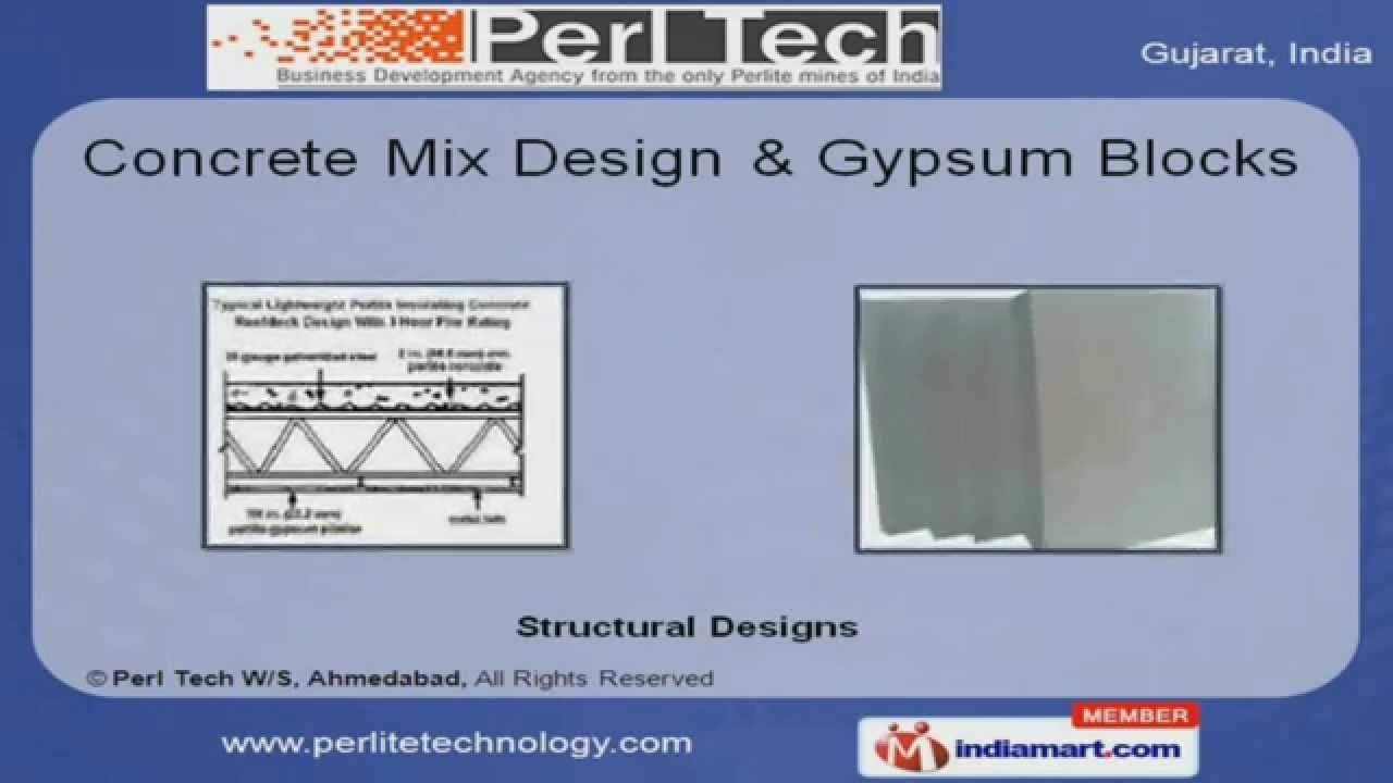 Gypsum Concrete Mix : Maxresdefault g