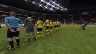 FIFA 13 Bayern München Vs Borussia Dortmund