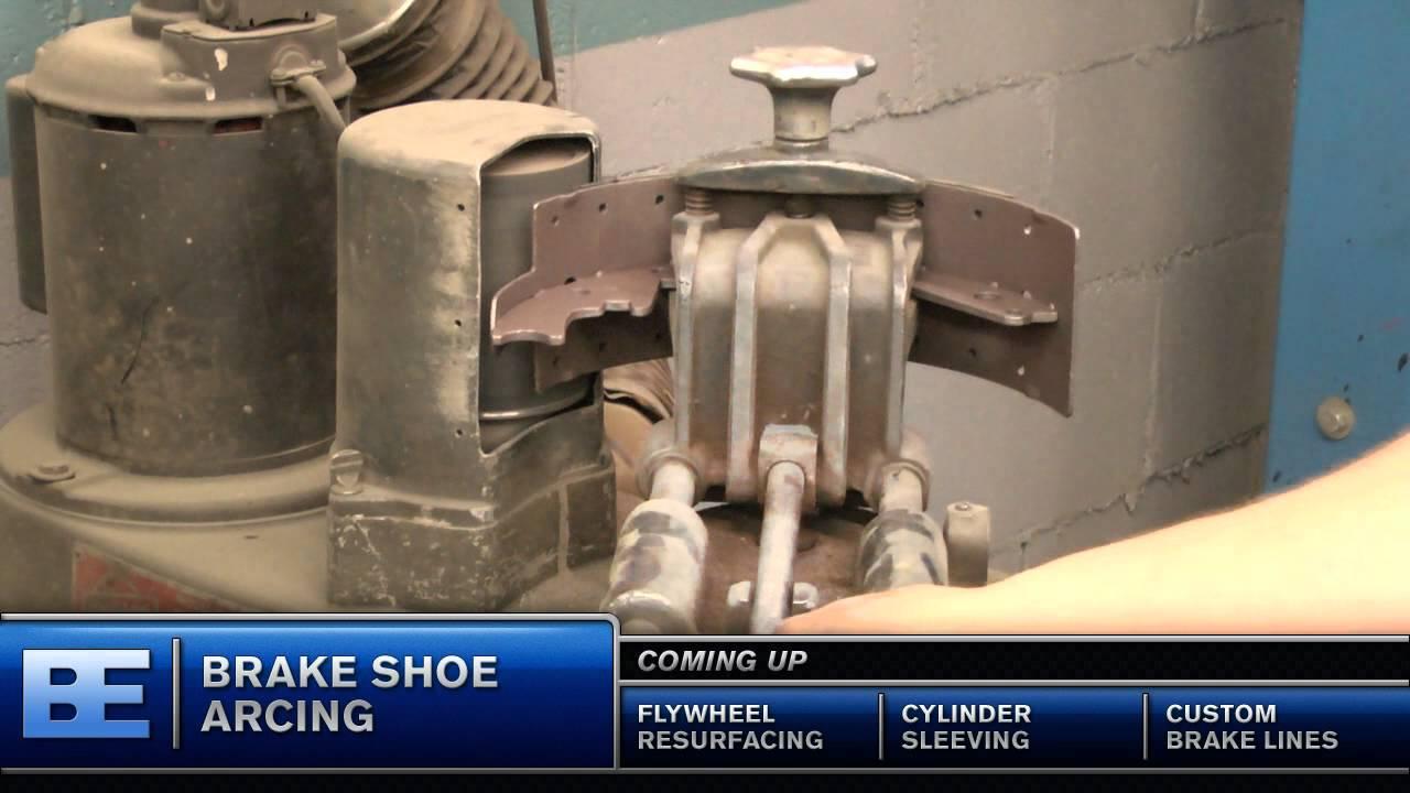 brake bonding machine