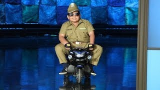 "Dancing Kid From ""India's Got Talent"" Performs On ""The Ellen Show"", And He Rocks"