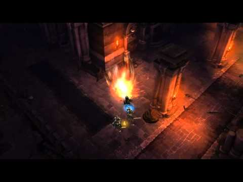 Diablo 3 Gameplay Teaser - Blizzcon 2011