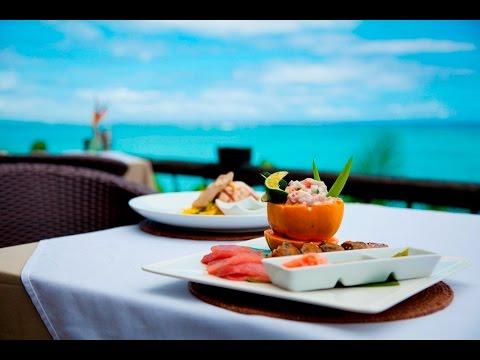 Pacific Resort Aitutaki - Experience the world's freshest cuisine