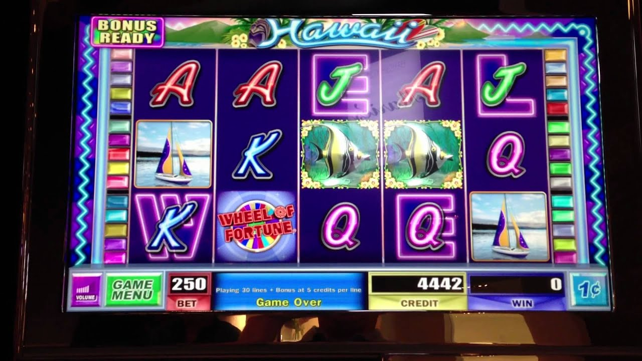 tips for winning wheel of fortune slots