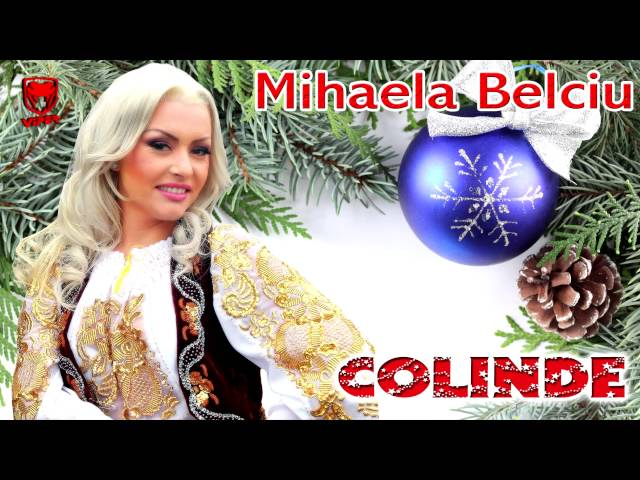 COLINDE - Mihaela Belciu - Ce-ati vazut pastori