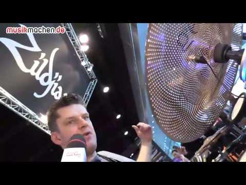 Musikmesse 2014 Zildjian-News