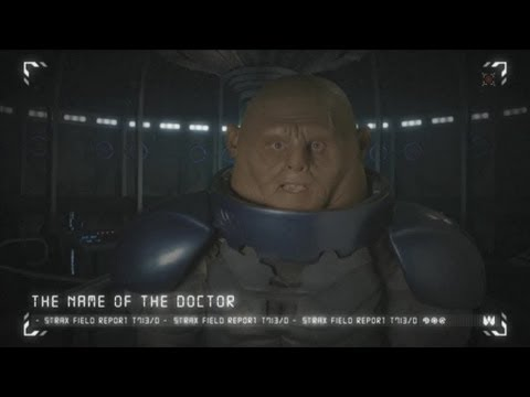 Strax Field Report - The Name of the Doctor - Doctor Who Series 7 Part 2 (2013) - BBC One