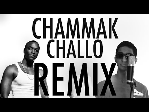 Chamak Challo (Akon, Ra One) - Disco Remix