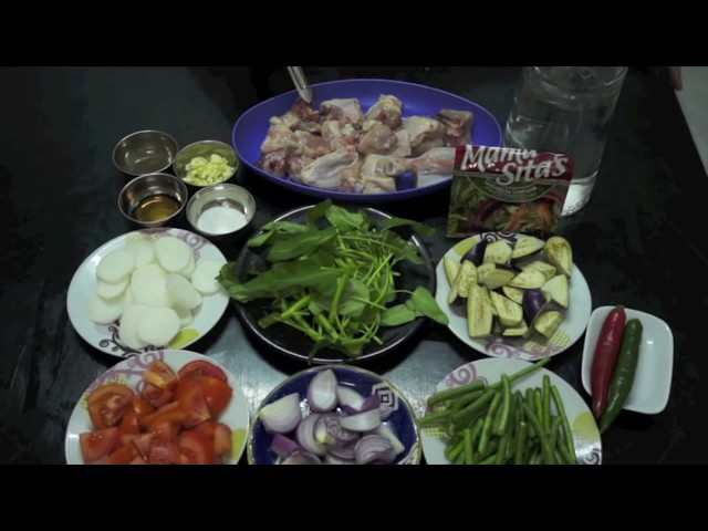 ‬Sinigang na Manok Filipino Recipe Pinoy chicken Philippines‬ How to cook great