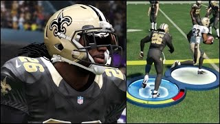 Madden 15 Player Franchise Next Gen Gameplay Prototype