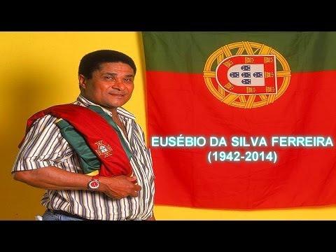 EUSÉBIO homenagem épica ao pantera negra (1942-2014)