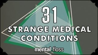 John Green: 31 Strange Medical Conditions