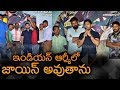 I will join Indian Army: Allu Arjun | Naa Peru Surya special show for Indian Army majors,soldiers